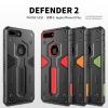 iPhone 8 Plus - เคสกันกระแทก ทรงถึก Nillkin Defender2 แท้