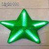 ไฟประดับ ไฟดาวใหญ่ สีเขียว cl-026