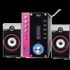 SPEAKER MUSIC DJ 200FK-15
