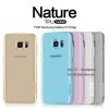 Samsung S7 edge - เคสใส Nillkin Nature TPU CASE สุดบาง แท้
