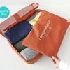 กระเป๋าใส่เสื้อสำหรับเดินทาง CLOTHES POUCH VER.2 LARGE (พร้อมส่ง)