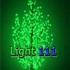 ไฟต้นไม้ ซากุระ 1.8 m 672 led สีเขียว