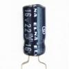 22uF/16V(10ตัว) -Electrolytic