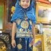 ชุดอาเซียน เด็กหญิง