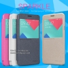 Samsung A7 (2016) - เคสฝาพับ Nillkin Sparkle leather case แท้
