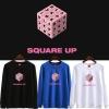 เสื้อแขนยาว BLACKPINK SQUARE UP Logo -ระบุสี/ไซต์-