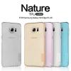 Samsung Galaxy S6 Edge Plus - เคสใส Nillkin Nature TPU CASE สุดบาง แท้