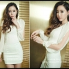 Sexy Dress 15 สีขาว