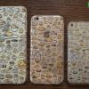 iPhone 6, 6s - เคสใสลาย ไข่ขี้เกียจ MIX ตัวเล็ก (กุเดทามะ/Gudetama)