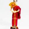 ของขวัญที่ระลึก ตุ๊กตาชุดไทย 4 ภาค แบบยืน 22 ภาคกลาง