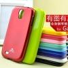 Samsung Galaxy S4 - เคส TPU Mercury Jelly Case (GOOSPERY) แท้