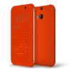 DotView Case for HTC One M8 (Orange)