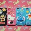 iPhone 5 / 5s / SE - เคสนิ่ม TPU ตัวต่อจิ๊กซอว์ (Disney, Kitty, Doraemon)