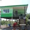 บ้านโมบายขนาด 8*6 เมตรระเบียง 2.5*3 เมตร ราคา 535,000 บาท