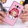 เคส Samsung Galaxy A8 : เด็กผู้หญิงน่ารัก