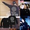 Sweater Black Sytle Jackson GOT7 -ระบุไซต์-