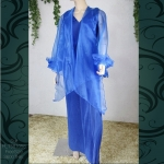 PLT581058 / freesize / 3 PSC. SUIT PLEAT FABULOUS FASHION ( ISSEY MIYAKE STYLE )