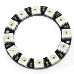 NeoPixel Ring 12 WS2812 RGB LED