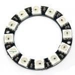 NeoPixel Ring 12 WS2812 RGB LED