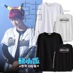 เสื้อแขนยาว Sty.Chanyeol IN EXO'rDIUM Concert -ระบุสี/ไซต์-