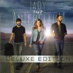 CD Lady Antebellum - 747 (Deluxe Edition)