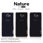 Samsung A5 (2016) - เคสใส Nillkin Nature TPU CASE สุดบาง แท้