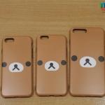 iPhone 8 Plus / 7 Plus - เคส TPU ลาย คุมะ Rilakkuma