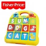 ของเล่นเสริมพัฒนาการเด็ก Sesame Street ABC Desk ยี่ห้อ: Fisher-Price