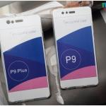 Huawei P9 Plus - เคสใส ประกบ TPU