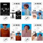 สมุด BTS LOVE YOURSELF #Tear -ระบุสมาชิก-