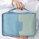 กระเป๋าใส่เสื้อสำหรับเดินทาง CLOTHES POUCH VER.2 Small (พร้อมส่ง)