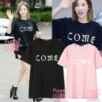 เสื้อยืด COME Sty.Taeyeon -ระบุสี/ไซต์-