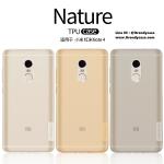 Xiaomi Redmi Note 4 - เคสใส Nillkin Nature TPU CASE สุดบาง แท้