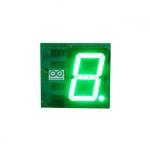 "7 Segment 1.8"" 1digit Green ไฟ 7 segment 1.8"" 1 หลัก สีเขียวแบบไฟบวกร่วม 18102B"