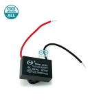 capacitor พัดลม คาปาซิเตอร์ 1.8 uf 450V ตัวเก็บประจุ พัดลม 1.8uf