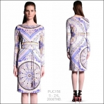 PUC156 Preorder / EMILIO PUCCI DRESS STYLE