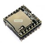DFPlayer MP3-TF-16P Mini MP3 Player Module for Arduino โมดูลเล่นเพลง MP3 สำหรับ Arduino