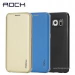 Samsung Galaxy S6 Edge - เคสฝาพับ Touch Series by ROCK (แท้)