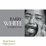 CD,Barry white - number ones (USA)
