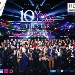 คอนเสิร์ต 10 Years of Love The Star in Concert DVD
