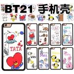 เคสโทรศัพท์ BTS BT21 in LINE (2) -ระบุรุ่น/หมายเลข-