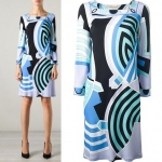 PUC114 Preorder / EMILIO PUCCI DRESS STYLE