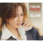CD,มาลีวัลย์ เจมีน่า - Forever Love Hits By Maleewan