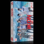 โปสการ์ดเซต IKON KONY'S summer