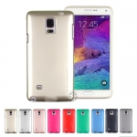Samsung Galaxy Note4 - เคส TPU i-Jelly Metal Case by GOOSPERY (Mercury) แท้