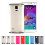 Samsung Galaxy Note4 - เคส TPU i-Jelly Metal Case by GOOSPERY (Mercury) แท้