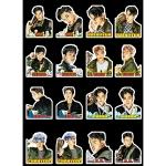 สติ๊กเกอร์พีวีซีเซต EXO THE POWER OF MUSIC