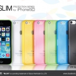 เคส ไอโฟน iPhone 5C : BLOX Be Slim