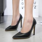 รองเท้าส้นสูงสึดำ ไซต์ 35-40
