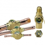 Sight Glasses for low pressure refrigerants, type SGR, SGI and SGN